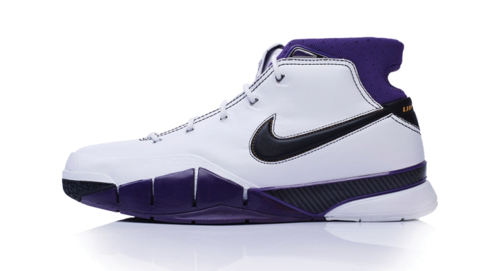 new concept 5e3bb c7689 After leaving Adidas, Kobe Bryant was in search of his first signature  shoes going through Huarache 2k4-2k5 and then some Jordans, so once the  2005 season ...