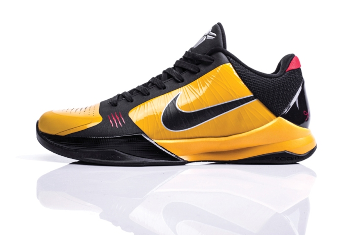 best website f2492 3a2ab The Nike Zoom Kobe 5 debuted as the fifth signature sneaker for Kobe Bryant  under the Nike Basketball umbrella and was designed by Eric Avar.