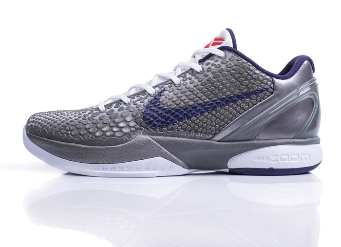 size 40 bd54e f88f9 Like the previous two models, Kobe Bryant s sixth sneaker is lightweight  and low-top. Nike designers were challenged to engineer a custom fit for all  ...